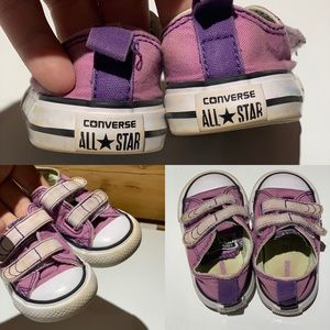 Size 4 Toddler Girls Converse